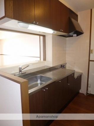 カーサグランドゥール[3LDK/65.49m2]のキッチン