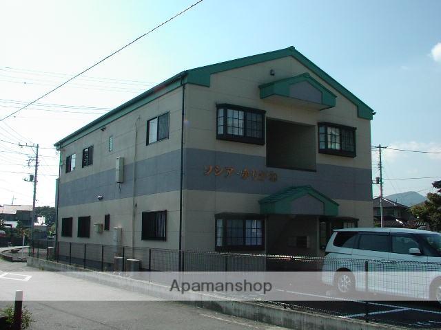 静岡県富士市、柚木駅徒歩6分の築14年 3階建の賃貸マンション