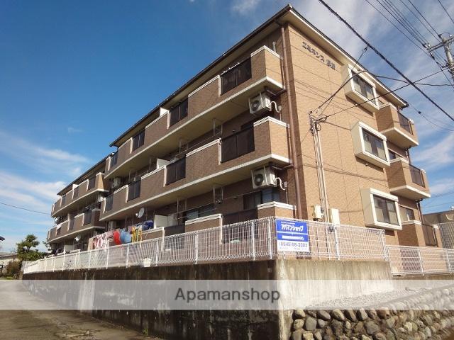 静岡県富士市、入山瀬駅徒歩25分の築16年 3階建の賃貸マンション