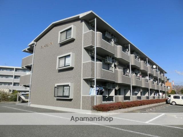 静岡県富士市、富士駅徒歩8分の築16年 3階建の賃貸マンション