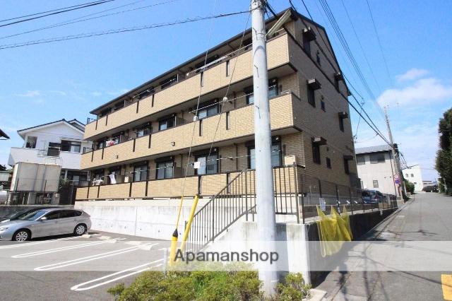 静岡県富士市、入山瀬駅徒歩9分の築5年 3階建の賃貸アパート