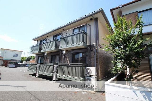 静岡県富士市、本吉原駅徒歩18分の築12年 2階建の賃貸アパート