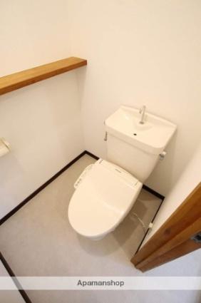 ルシェンテ瓜島[2LDK/50m2]のトイレ