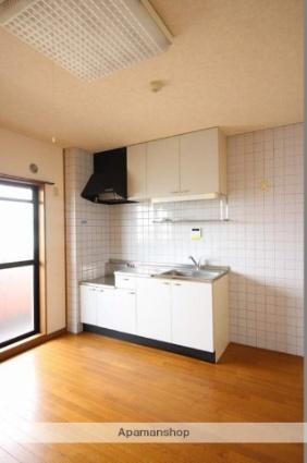 コンフォールヴィラ[3LDK/65m2]のキッチン