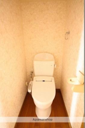 コンフォールヴィラ[3LDK/65m2]のトイレ