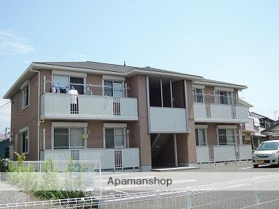 静岡県富士市、柚木駅徒歩9分の築6年 2階建の賃貸アパート