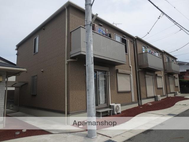 静岡県富士市、入山瀬駅徒歩22分の築5年 2階建の賃貸アパート