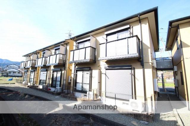 静岡県富士市、竪堀駅徒歩19分の築13年 2階建の賃貸アパート