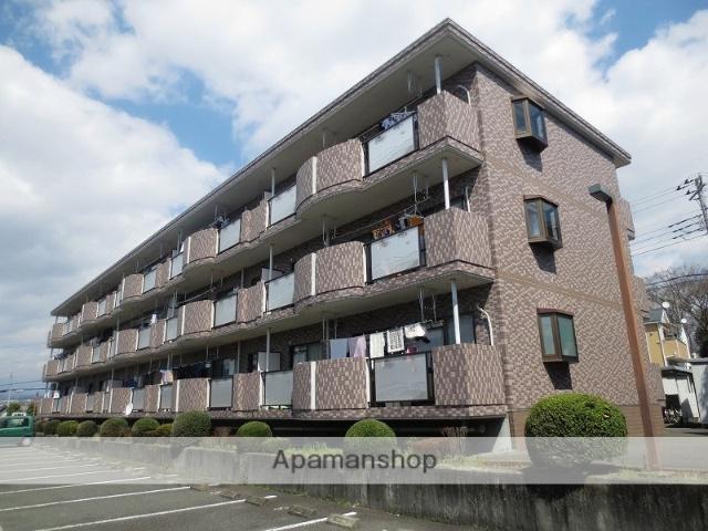 静岡県富士市、入山瀬駅徒歩24分の築18年 3階建の賃貸マンション