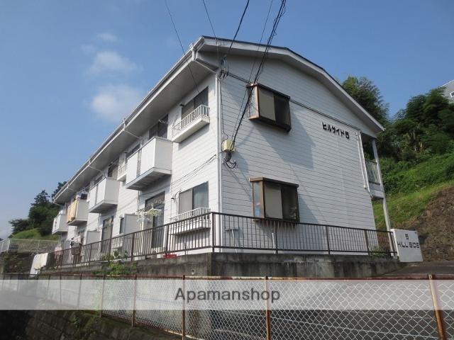 静岡県富士市、吉原本町駅徒歩20分の築29年 2階建の賃貸アパート