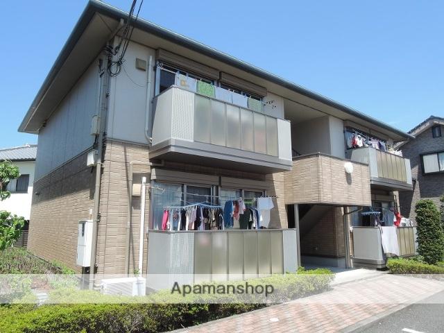静岡県富士市、柚木駅徒歩26分の築11年 2階建の賃貸アパート