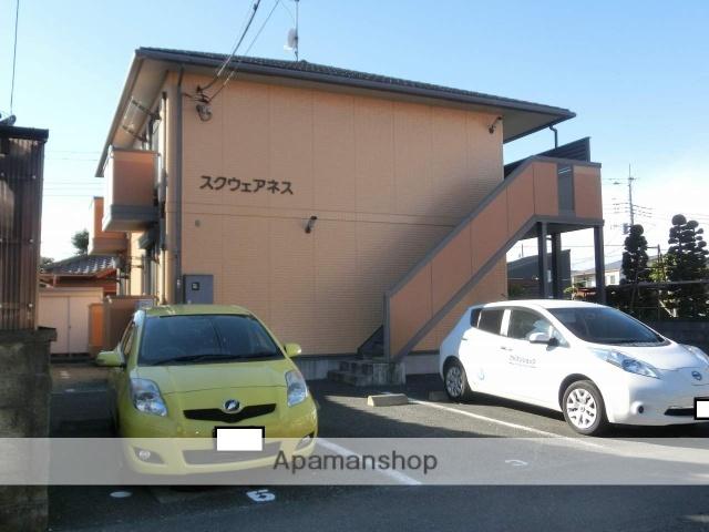 静岡県富士市、新富士駅徒歩12分の築13年 2階建の賃貸アパート