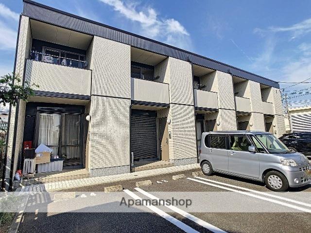 静岡県富士市、比奈駅徒歩10分の築13年 2階建の賃貸アパート