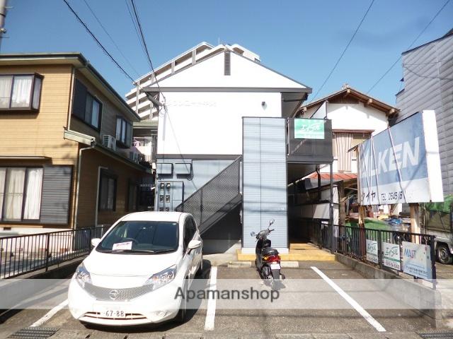 静岡県富士市、ジヤトコ前(ジヤトコ1地区前)駅徒歩16分の築22年 2階建の賃貸アパート