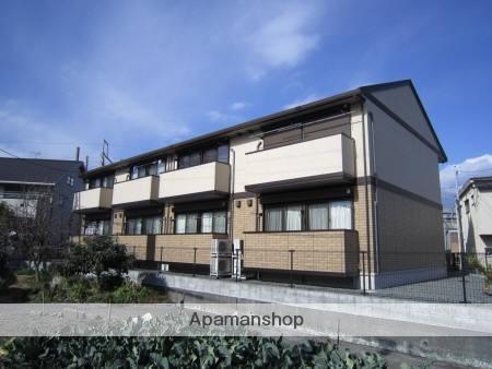 静岡県富士市、新富士駅徒歩8分の築5年 2階建の賃貸アパート