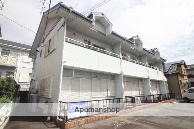 静岡県富士市、新富士駅徒歩78分の築25年 2階建の賃貸アパート