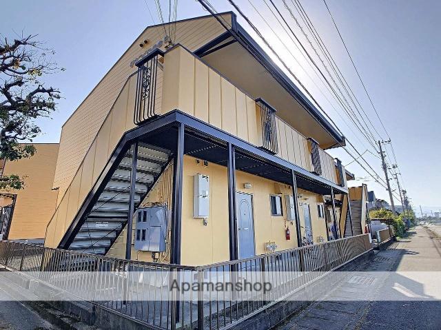 静岡県富士市、東田子の浦駅徒歩20分の築29年 2階建の賃貸アパート
