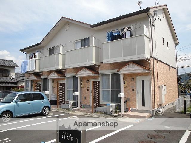 静岡県富士市、富士川駅バス15分南松野下車後徒歩5分の築12年 2階建の賃貸アパート