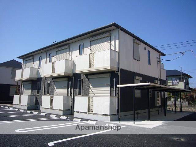 静岡県富士市、新富士駅徒歩8分の築8年 2階建の賃貸アパート
