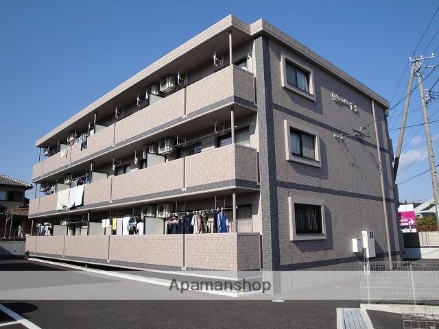 静岡県富士市、西富士宮駅徒歩65分の築7年 3階建の賃貸マンション
