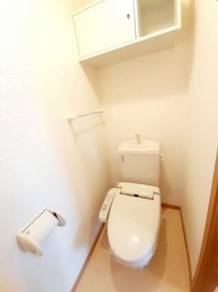 エスポワール ウェスト[2LDK/58.48m2]の玄関