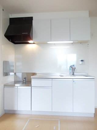 ルラールアドバンスⅡ[1LDK/41.49m2]のキッチン