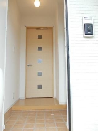 ルラールアドバンスⅡ[1LDK/41.49m2]の玄関