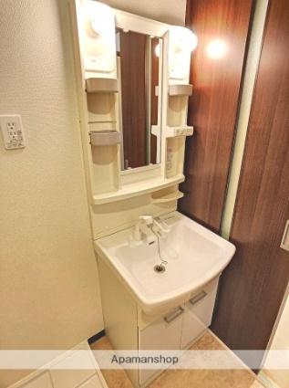 コンフォート石坂[1LDK/45.69m2]の洗面所