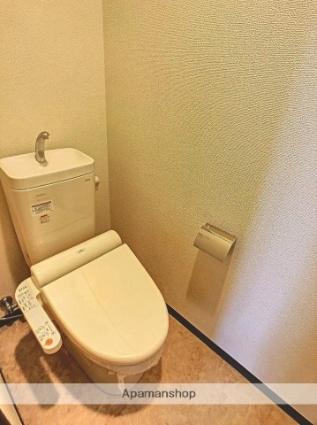 コンフォート石坂[1LDK/45.69m2]のトイレ