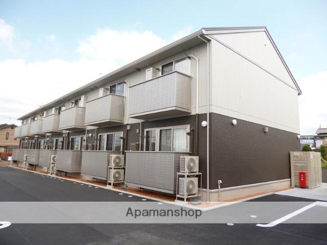 静岡県富士市、入山瀬駅徒歩23分の新築 2階建の賃貸アパート
