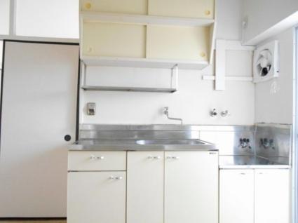 ビレッジハウス天間1号棟[2K/33.54m2]のキッチン1