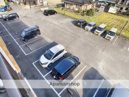 フォーリストアイランド[3LDK/60.12m2]の駐車場