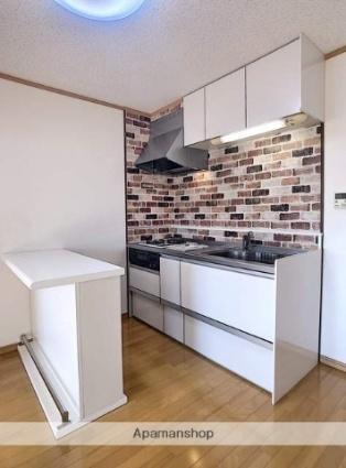 メゾンハート平垣[2LDK/60.12m2]のキッチン