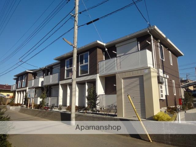 静岡県富士市、柚木駅徒歩52分の築4年 2階建の賃貸アパート