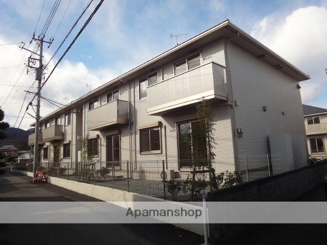 静岡県富士市、柚木駅徒歩13分の築5年 2階建の賃貸アパート