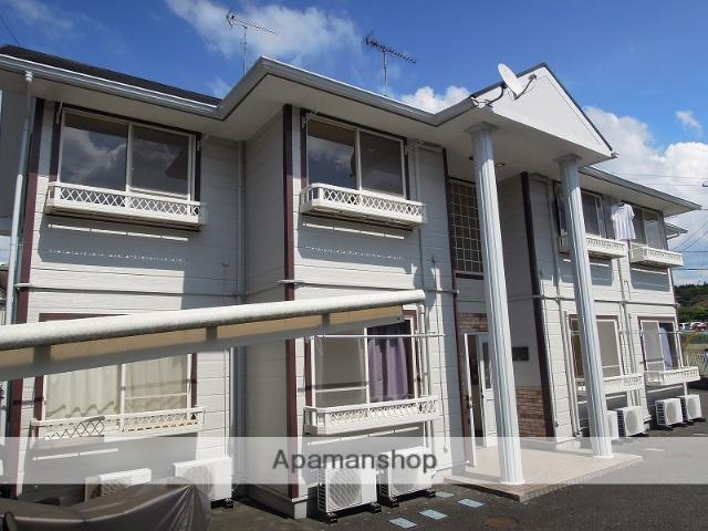 静岡県富士市、入山瀬駅徒歩32分の築20年 2階建の賃貸アパート