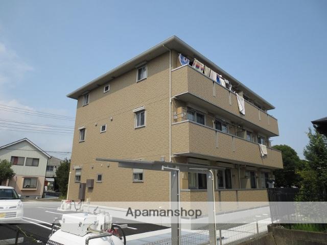 静岡県富士市、ジヤトコ前(ジヤトコ1地区前)駅徒歩16分の築4年 3階建の賃貸アパート