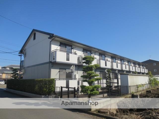 静岡県富士市、ジヤトコ前(ジヤトコ1地区前)駅徒歩17分の築20年 2階建の賃貸アパート