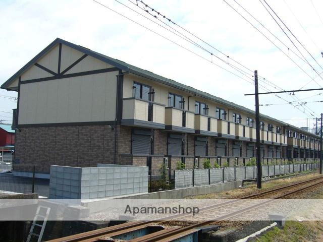 静岡県富士市、ジヤトコ前(ジヤトコ1地区前)駅徒歩15分の築9年 2階建の賃貸アパート