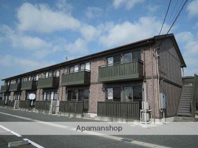 静岡県富士市、新富士駅徒歩13分の築11年 2階建の賃貸アパート