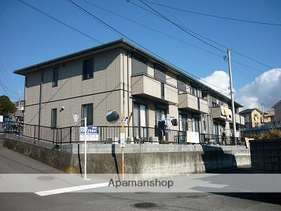 静岡県富士市、岳南原田駅徒歩18分の築14年 2階建の賃貸アパート