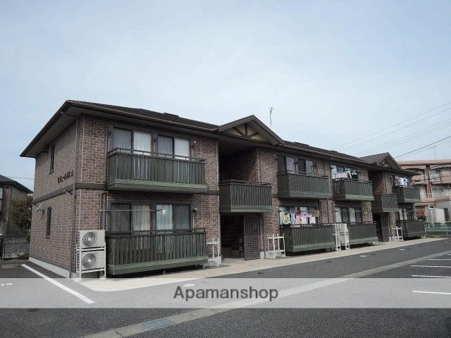 静岡県富士市、富士駅富士急行バス3分平垣下車後徒歩2分の築11年 2階建の賃貸アパート