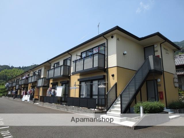 静岡県富士市、富士川駅徒歩30分の築21年 2階建の賃貸アパート