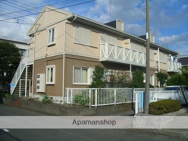静岡県富士市、ジヤトコ前(ジヤトコ1地区前)駅徒歩9分の築22年 2階建の賃貸アパート