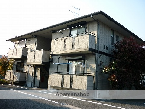静岡県富士市、岳南富士岡駅徒歩14分の築16年 2階建の賃貸アパート