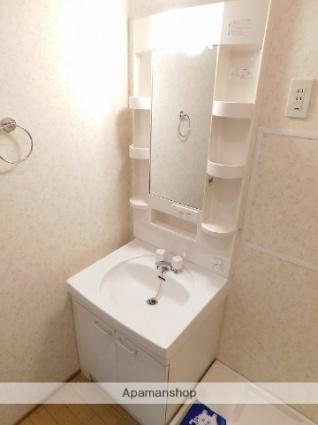 ミルフォード[1K/27.77m2]の洗面所