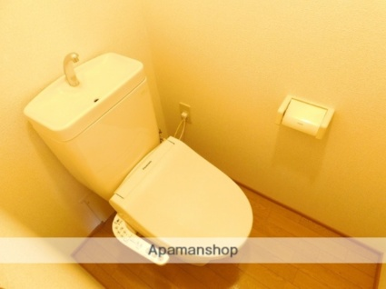 ミルフォード[1K/27.77m2]のトイレ
