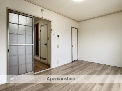 フレグランス万代A[1K/20.31m2]のリビング・居間
