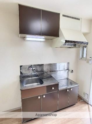 フレグランス万代A[1K/20.31m2]のキッチン