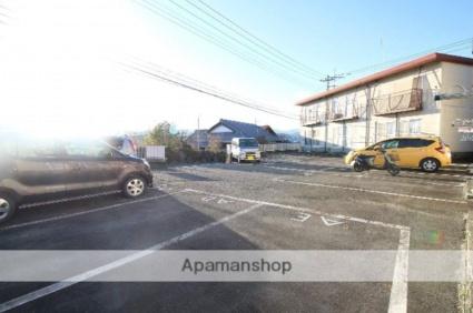 コーポ波切B[2DK/30.6m2]の駐車場